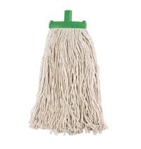 Jantex Kentucky mop groen | Polyester | 4(h)x15,5(b)cm