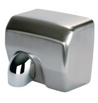 Jantex Automatische RVS Handdroger | 230V | 360° draaibare kop | 270x200x240(h)mm