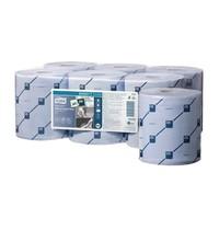 Tork Reflex handdoekrollen blauw | 6 stuks | 2 laags | Ca. 429 vellen per rol
