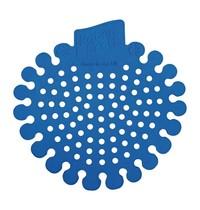 Gastronoble Geparfumeerde urinoirrooster blauw | 12 stuks | 17,5(b)x20(d)cm