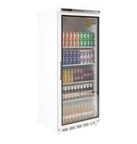 Polar C-serie display koeling 600L   185W   Met glas deur   230V   777x735x1895(h)mm