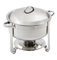 Olympia Vienna chafing dish set | 7,5L | 340x330x420(h)mm
