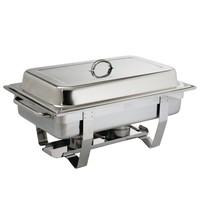 Olympia Milan chafing dish set   GN 1/1   332x590x270(h)mm
