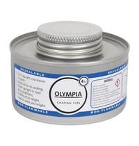 Olympia Brandpasta 4 uur | 12 stuks | Lont kan meerdere keren gebruikt worden
