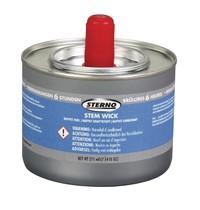Sterno Superwick vloeibare brandpasta | 6 branduren | 12 stuks |  6,7(h) x 8,5(Ø)cm
