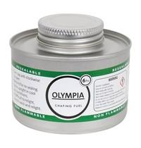 Olympia Brandpasta 4 branduren | 12 stuks | Lont kan meerdere keren gebruikt worden