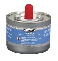Sterno Superwick vloeibare brandpasta | 6 branduren | 36 stuks