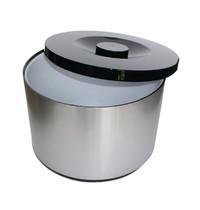 Gastronoble Ijsemmer aluminium met deksel | 10L | 21,7(h) x 29,2(Ø)cm