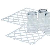 Gastronoble Glasmatten | 10 stuks | 32,2(b) x 21,5(d)cm