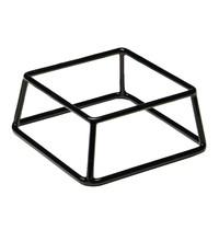 APS Buffetstandaard metaal laag | 180x180x80(h)mm