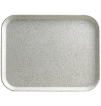 Cambro Versa Lite polyester dienblad gespikkeld rook | 46(b)x36(d)cm