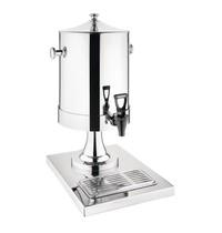 Olympia RVS melkdispenser | 6,5L | 263x370x550(h)mm