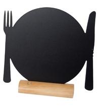 Securit Mini tafelkrijtbordje bord | 3 stuks | 105x20x10(h)mm
