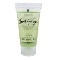 Gastronoble Just for you shampoo en conditioner | 100 stuks | 20ml | 39x22x79(h)mm