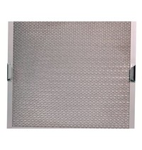 CombiSteel Gaasfilter RVS | 400x500x25(h)mm