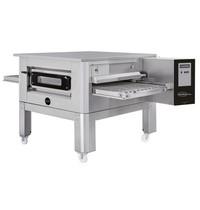 Combisteel Lopende band oven 650   25cm-165pcs/H - 32cm-75pcs/H - 40cm-39pcs/H - 45cm-24pcs/H   2070x1320x560(h)mm