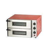 CombiSteel Pizzaoven |  1+1  32Øcm | 3kW | 685x675x430(h)mm