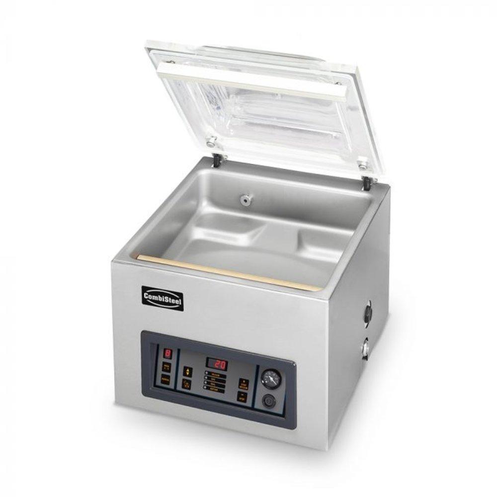 Vacuummachine Royal 42 | 0,75-1 kW/h | Cyclustijd sec. 15-35 | 520x480x450(h)mm