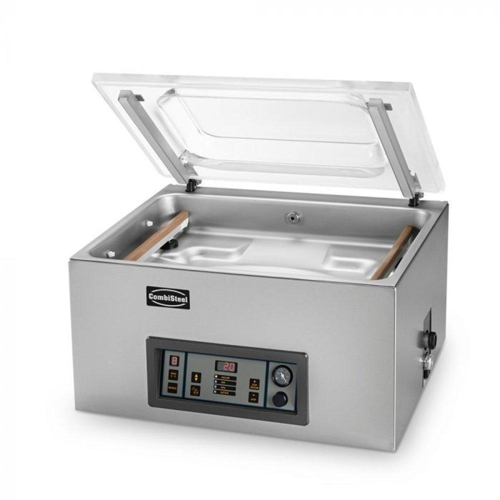 Vacuummachine Royal 52 | 0,75-1 kW/h | Cyclustijd sec. 20-40 | 700x530x440(h)mm