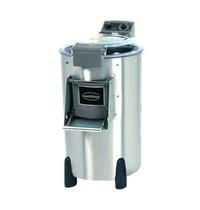 CombiSteel Aardappelschrapmachine 25 kg | Cap.eenh./uur 500 kg | 1,1kW/h | 520x830x960(h)mm