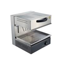 CombiSteel Salamander 450 | 1 etage | 2,8kW/h | 450x480x500(h)mm