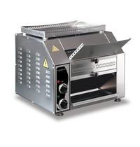 CombiSteel Toaster lopende band | 400 sneden per uur | 2,5kW/h | 480x440x440(h)mm