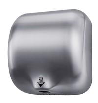 CombiSteel Handdroger HD 00 | 0,55-1,8 kW/h | Luchtstroom m3/h 140 | 295x184x320(h)mm