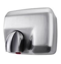 Combisteel Handdroger HD 04 | 0,3-2,3 kW/h | Luchtstroom m3/h 270 | 262x208x231(h)mm