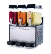 CombiSteel Slush machine RVS | 12+12+12 liter | 230V | 590x530x780(h)mm