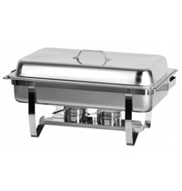 Combisteel Chafing Dish RVS   1/1 GN   220x512x176(h)mm
