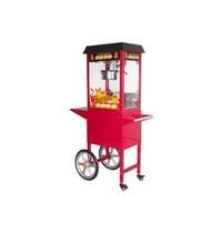 CombiSteel Popcorn machine incl. wielen | 1,35 kW/h | 560x417x1560(h)mm