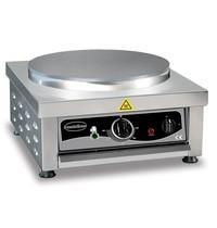 Combisteel Crepe maker | 1 plaat Ø 400 mm | 3kW/h | 450x520x245(h)mm
