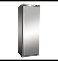 Gastro-Inox Vrieskast RVS   400 liter   Statisch met ventilator   600x615x1870(h)mm
