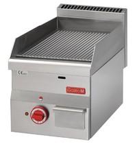 Gastro M Bakplaat/Grillplaat 60/30 FTRE RVS | 3 kW/h | 300x600x280(h)mm