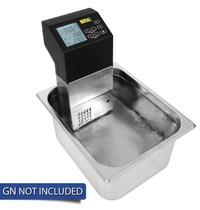 Buffalo Sous vide | 40 liter | 1,5kW/h | +5°C tot max. 99°C | 145x130x320(h)mm