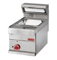 Gastro M Friteswarmer RVS elektrisch GM 65/40 SPE | 1/1 GN | 1 kW/h | 400x650x280(h)mm