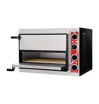 Gastro M Pizza oven elektrisch M Pisa | 2x1 32Øcm | 2,4kW/h | 568x500x430(h)mm