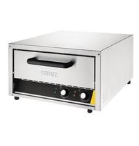 Buffalo Pizza oven elektrisch | 1x Ø45cm | 2kW/h | 585x700x365(h)mm