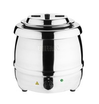Buffalo Soepketel RVS 10 liter | 36(h)x34,5(Ø)cm