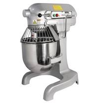 Buffalo Planetaire mixer 9L | 0,55 kW/h | Met vaste kom | 395x395x610(h)mm