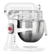 KitchenAid Mixer wit 6,9L | 325W | Met vaste kom | 371x287x417(h)mm