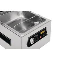 Buffalo Vacumeermachine digitaal   350W   6,5L/pmin   372x423x271(h)mm
