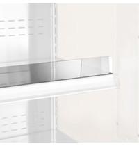 Diamond Goederenstop in plexiglas, schab SMALL 1500 mm