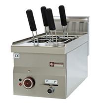 Diamond Pastakoker elektrisch - kuip 14 liter Top | 3 kW/h | Met aftapkraan | 300x600x280/400(h)mm