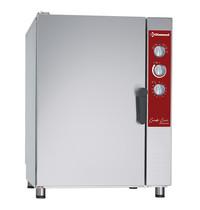 Diamond Elektrische oven 'opwarmen en behouden van temperatuur' | 10x GN 1/1 + bevochtiger | 710x770x940(h)mm