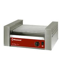 Diamond Worstenbrader elektrisch 5 rollen   600W   545x320x240(h)mm