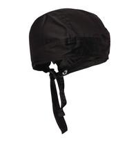 ChefWorks Chef Works hoofddoek zwart | Polyester/katoen