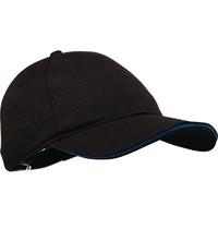 ChefWorks Chef Works Cool Vent baseball cap zwart en blauw | Polyester/katoen