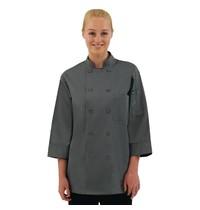 ChefWorks Chef Works unisex koksbuis grijs   Polyester/katoen