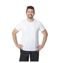 Gastronoble Unisex T-shirt  katoen wit